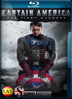 Capitán América: El Primer Vengador (2011) REMUX 1080P LATINO/INGLES