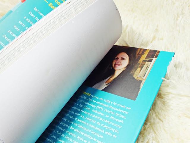 Biografia da Bel Pesce - A Menina do Vale