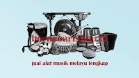 jual alat musik melayu kalbar lengkap di borneo artshop