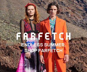 كوبون خصم Farfetch بقيمة 15% على كل صفقات الازياء والاحذيه والاكسسوارات