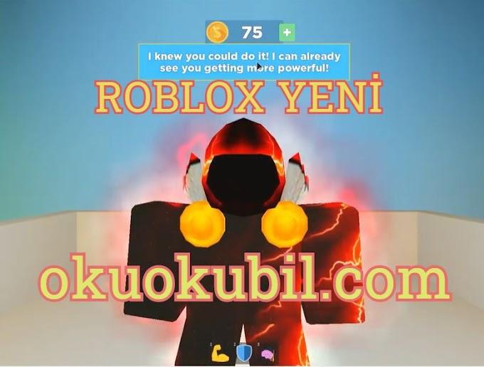 Roblox - Mega Power Fighting Yeni Simulator Hack Script Op Auto Farm Hileli İndir 2020