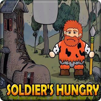 Games2Jolly Forest Soldiers Hungry Escape