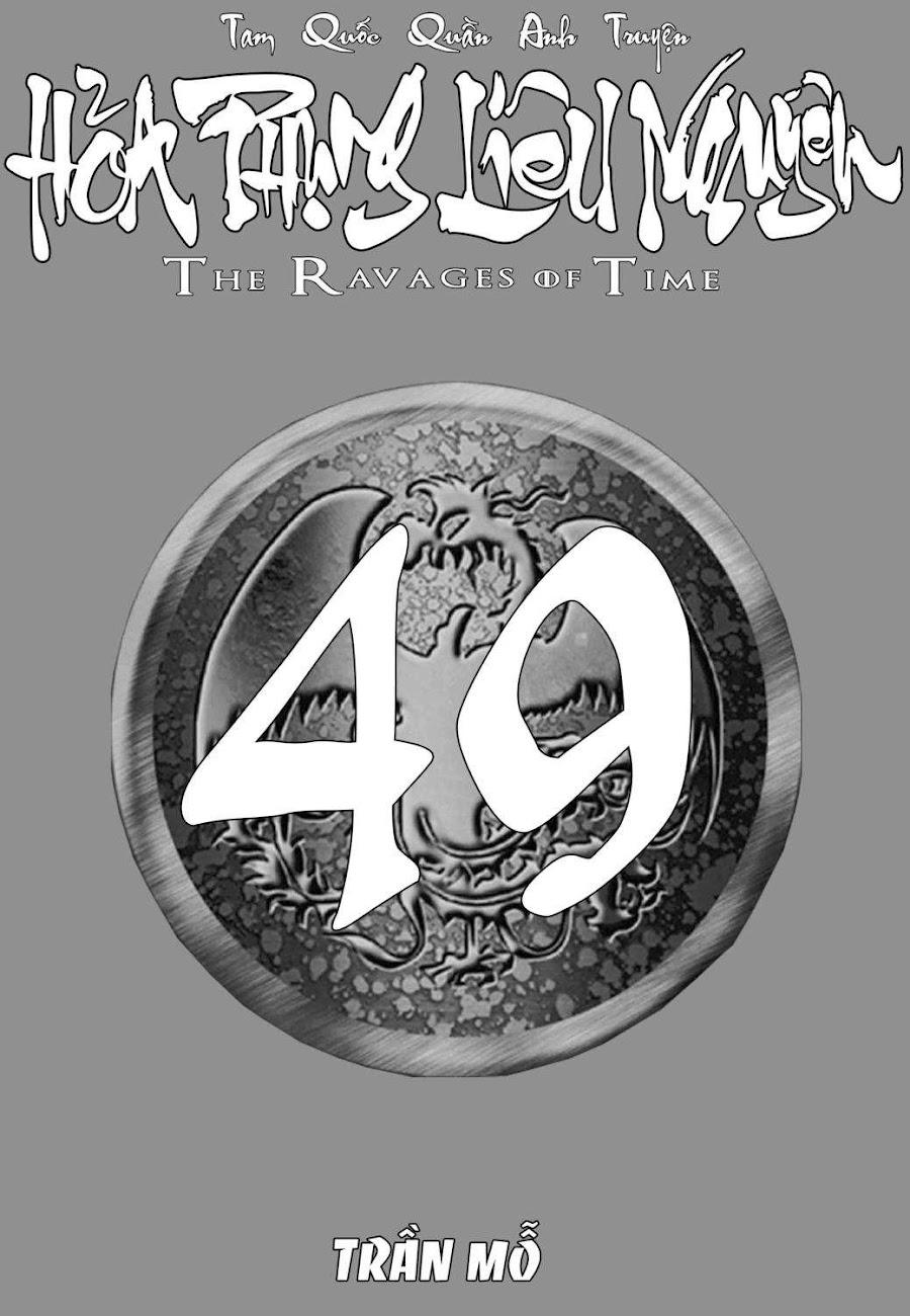 Hỏa phụng liêu nguyên Chương 389: Cường trận trọng lâm [Remake] trang 1
