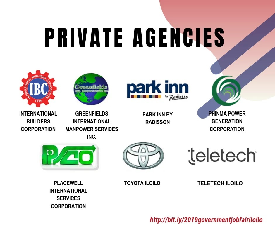 2019 Participating Private Agencies