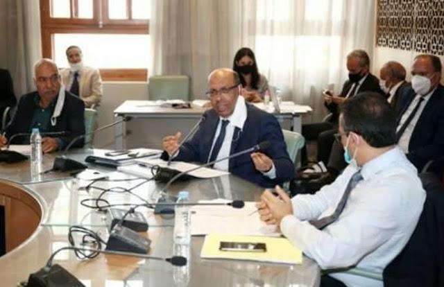 مجلس النواب الرباط... لجنة الداخلية تشرع في المناقشة التفصيلية لمشروع