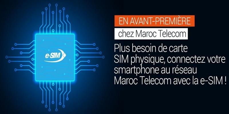 eSIM Maroc Telecom