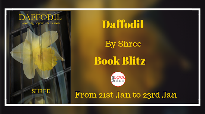 Book Blitz: Daffodil by Shree