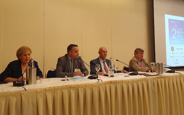 Ο Ιατρικός Σύλλογος Αργολίδας συμμετείχε στο  2ο Διεθνές Φόρουμ για το Νερό