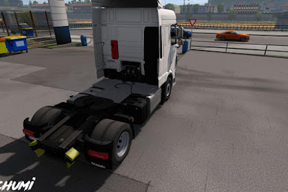 DAF XF Euro 6 Reworked v3.1 [Schumi] [1.35]