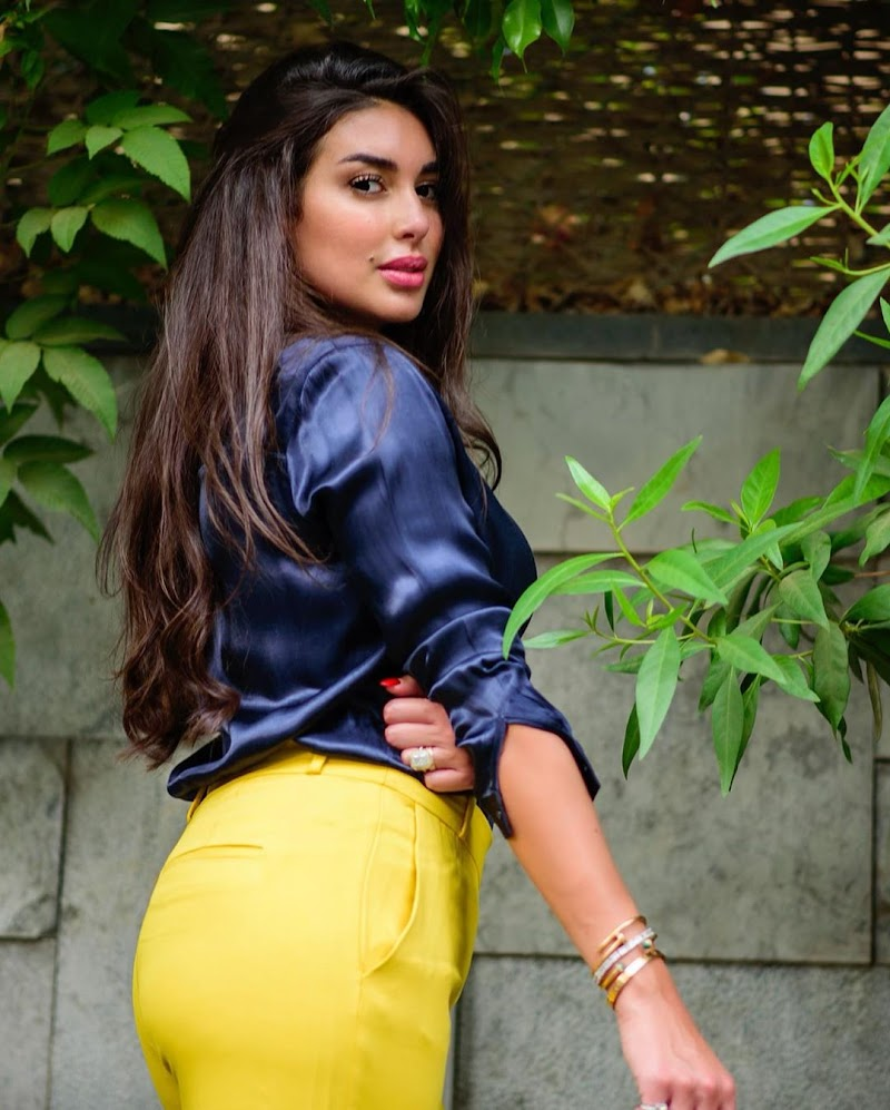 Yasmine Sabri Insatgram Clicks Aug -2020