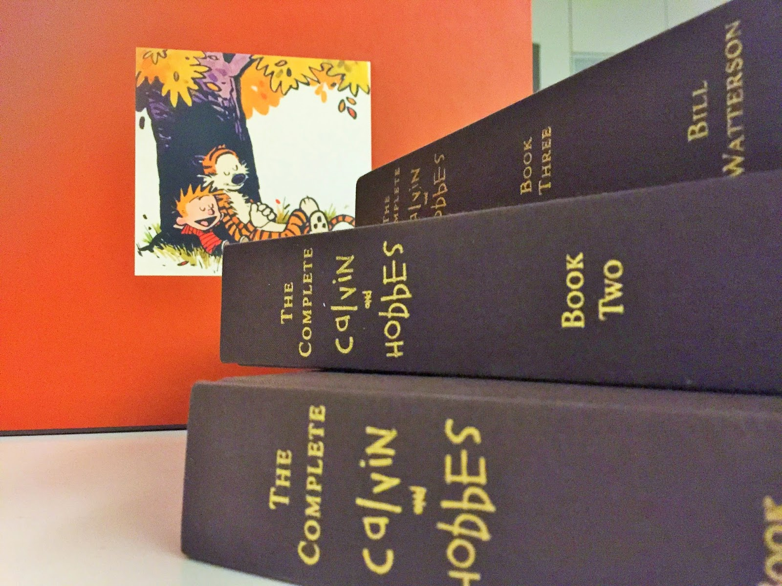 Bill Watterson - The Complete Calvin and Hobbes First Edition