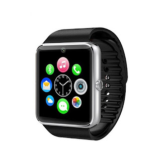 Digital smart watch with sim card