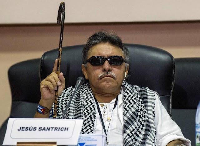 Exdirigente  de las FARC amenaza de muerte a Iván Duque.