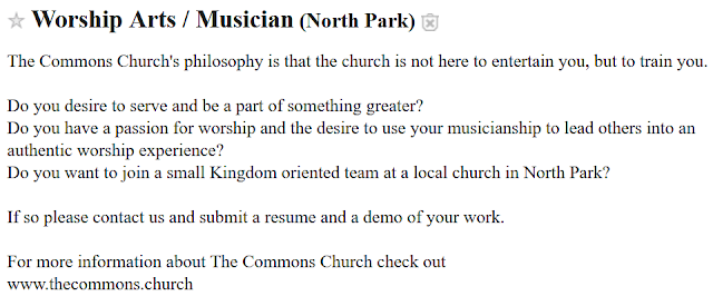 https://sandiego.craigslist.org/csd/npo/d/worship-arts-musician/6446555137.html