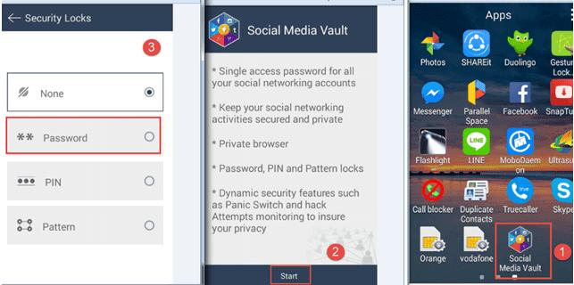أفضل تطبيق  يساعدك على فتح جميع مواقع التواصل الاجتماعى من مكان واحد للاندرويد