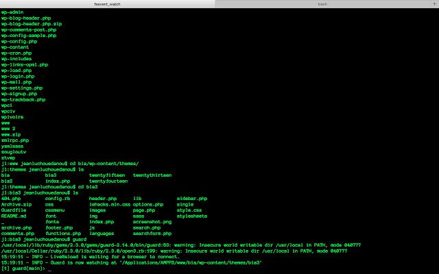 Anonymous Pro, LA police pour coder, A Unix Mind In A Windows World