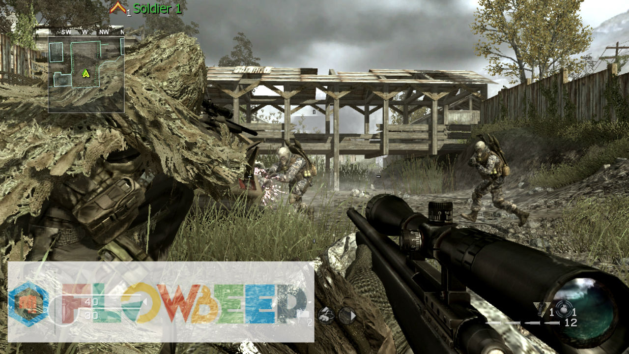 Call of Duty 4: Modern Warfare Free Download for PC FULL
