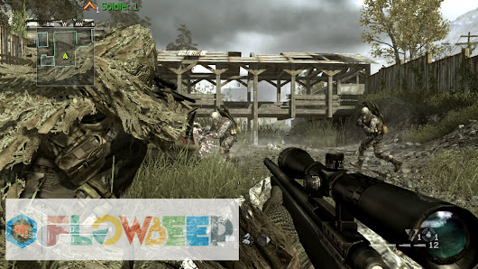 Call of Duty 4: Modern Warfare Free Download for PC FULL - Flowbeep