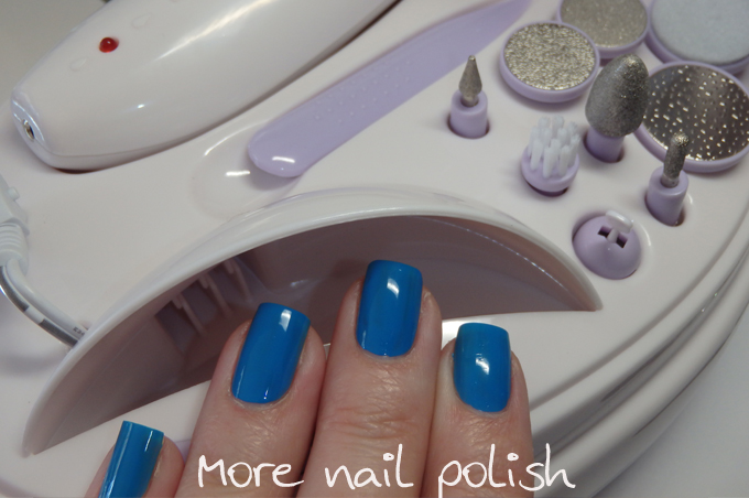 Remington Flawless Nails Manicure and Pedicure Kit ~ More Nail Polish
