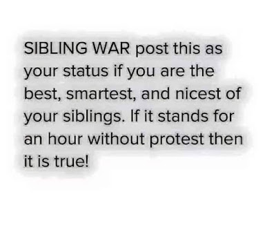The war is on