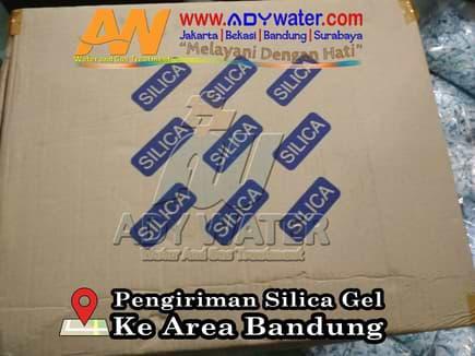 pengiriman silica gel
