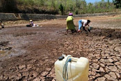 Cuaca Ekstrem, 1.096 Desa Di Jateng Terdampak Kekering
