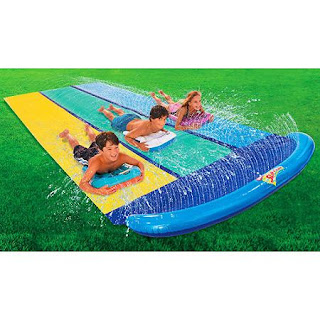 Whamp o Slip Triple Racer