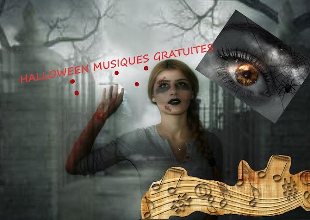 Musiques gratuites pour le 31 octobre - morbide
