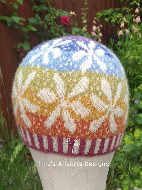 Daisy Hat by Tina's Allsorts Designs