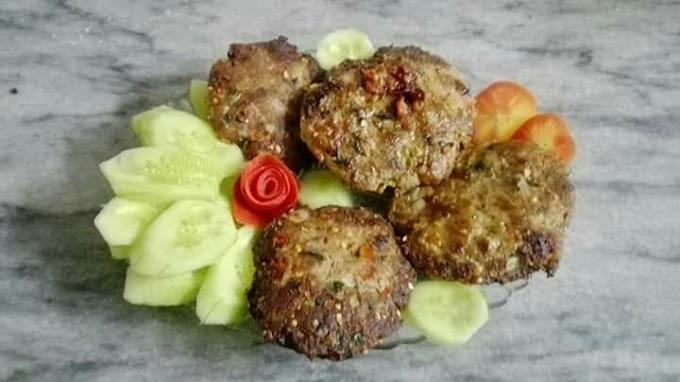 Chapal Kabab Recipe (Bari Eid Special)