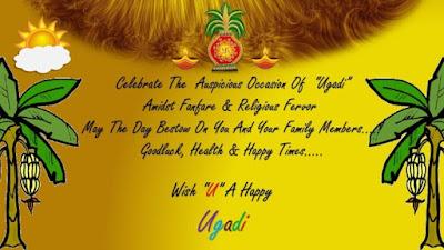 Happy Ugadi Images 2019