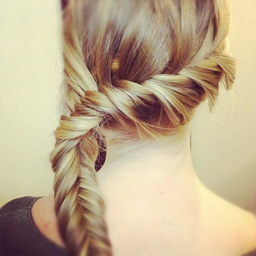 Braided updo hairstyles for prom 2012 100 images best haircut 43 beautiful braided prom hairstyles hairstylo pmusecretfo Images