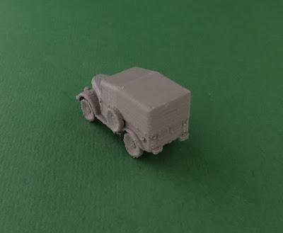 GAZ 69 Truck picture 4