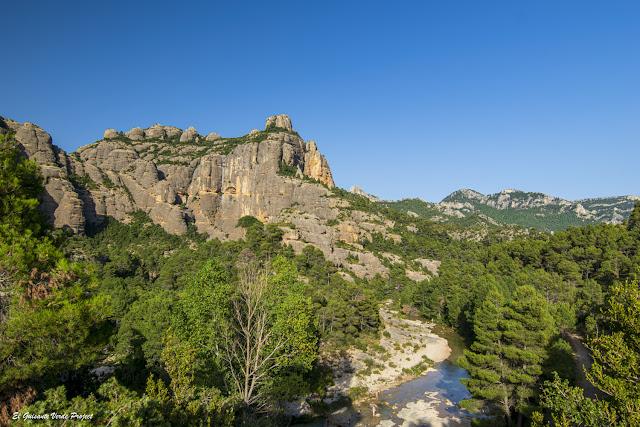 Montañas en La Pesquera - Beceite, Matarranya