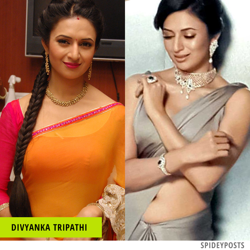 Hot pics of Divyanka Tripathi