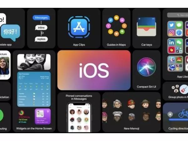 iOS 15