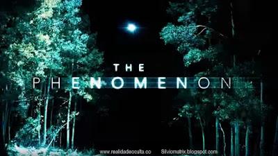 the phenomenon UFOS