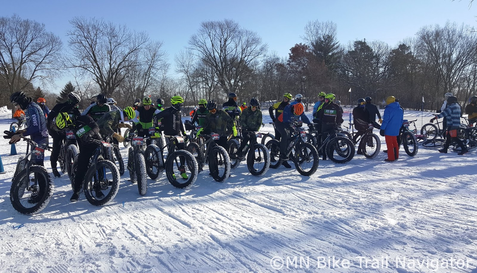 Cycling Events Mn Thanksgiving 2020.Mn Bike Trail Navigator Winter 19 20 Mn Fatbike Events