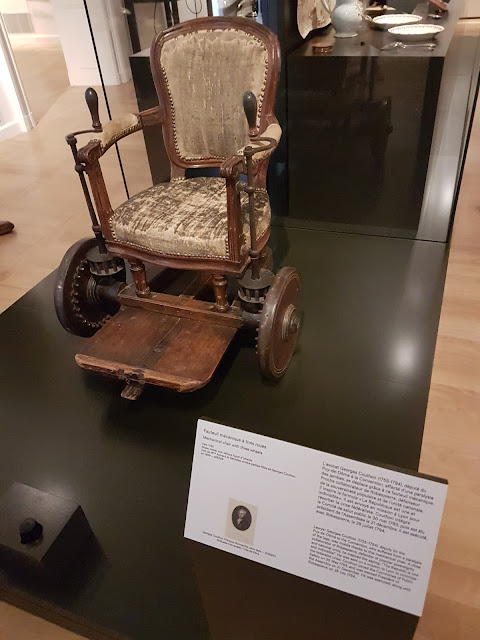 La chaise de Couthon