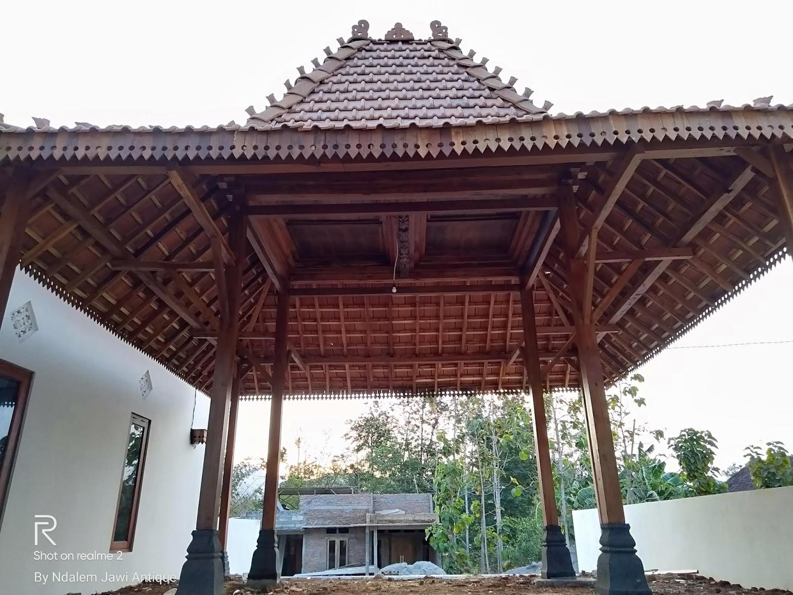 Ndalem Jawi Antique Kumpulan 4 Model Rumah Terbaru Dan Terlaris