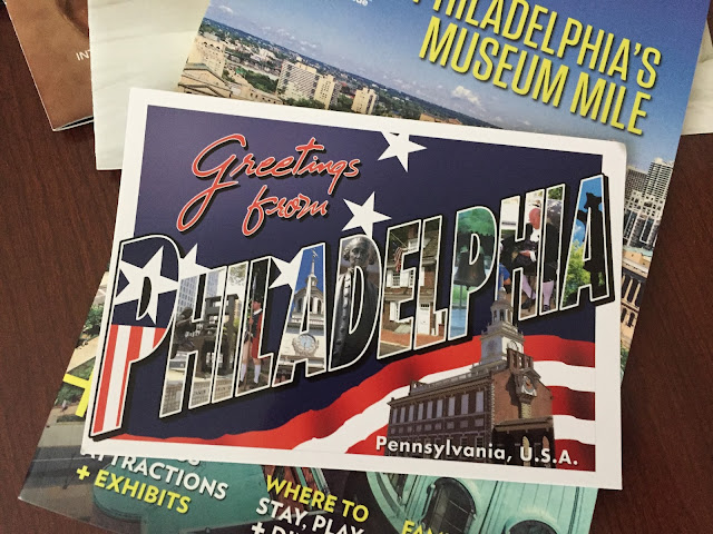 Girls Weekend in Philadelphia