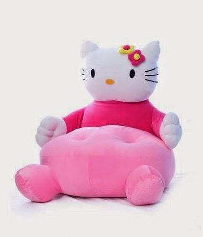 Harga Sofa Hello Kitty Special untuk Sang Buah Hati