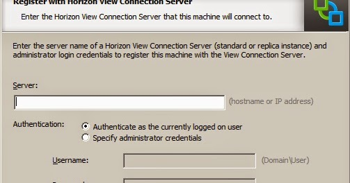 Plain Virtualization: VMware Horizon 6 Application Remoting