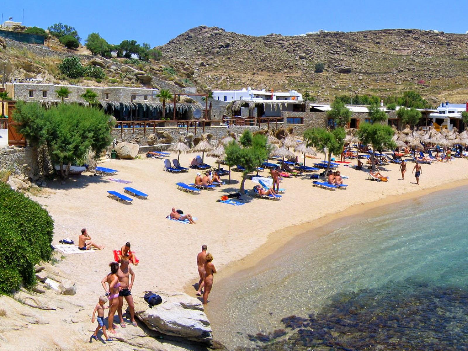 Mykonos Beach Free Stock Photos Free Stock Photos