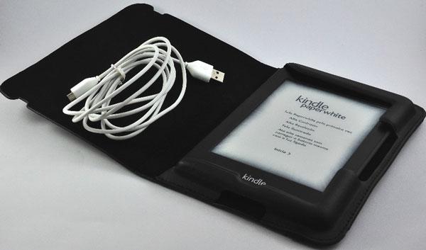 Kindle-Paperwhite-carregador-Kindle Won't Turn On