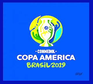 Satelit,TV Resmi Siarkan Copa America 2019