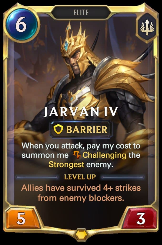 GUIDE HOW TO PLAY JARVAN IV