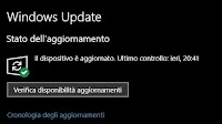 Programmare (rinviare) aggiornamenti Windows a orari precisi