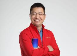 Photo of Lu Weibing  Vice President, General Manager of Redmi Brand