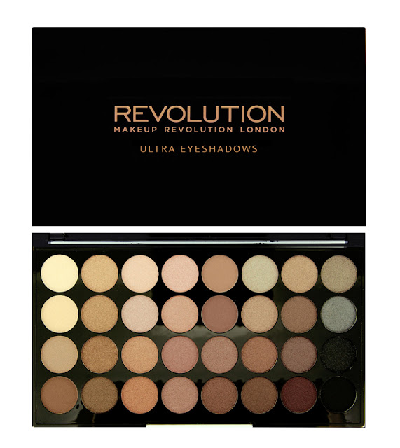 Makeup Revolution  Paleta de sombras Beyond Flawless